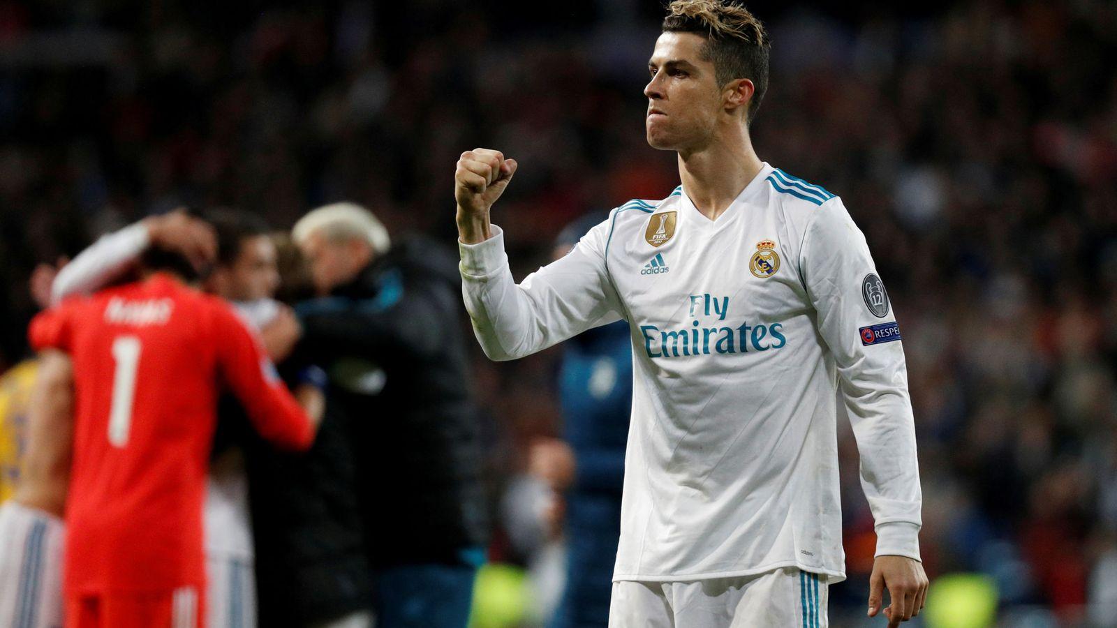 b3b83a269e794 Cristiano Ronaldo se va del Real Madrid a la Juventus por 100 millones de  euros