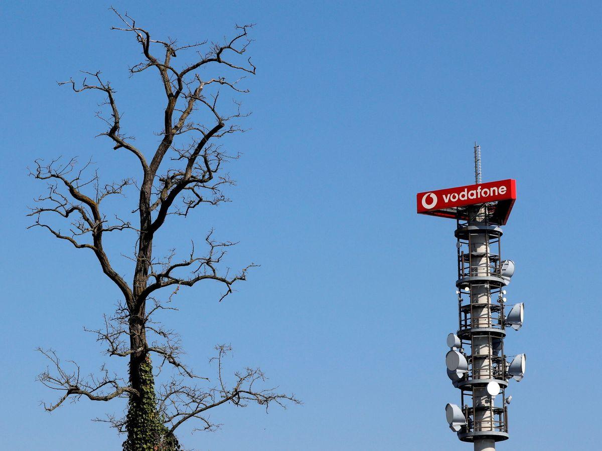Foto: Vodafone lanza una nueva tarifa de Internet flexible para segundas residencias. Foto: Reuters
