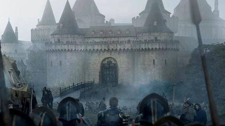 El castillo de Aguasdulces de la serie, en Irlanda del Norte (Gosford Castle), salió a la venta este verano por 560.000 euros. (HBO)