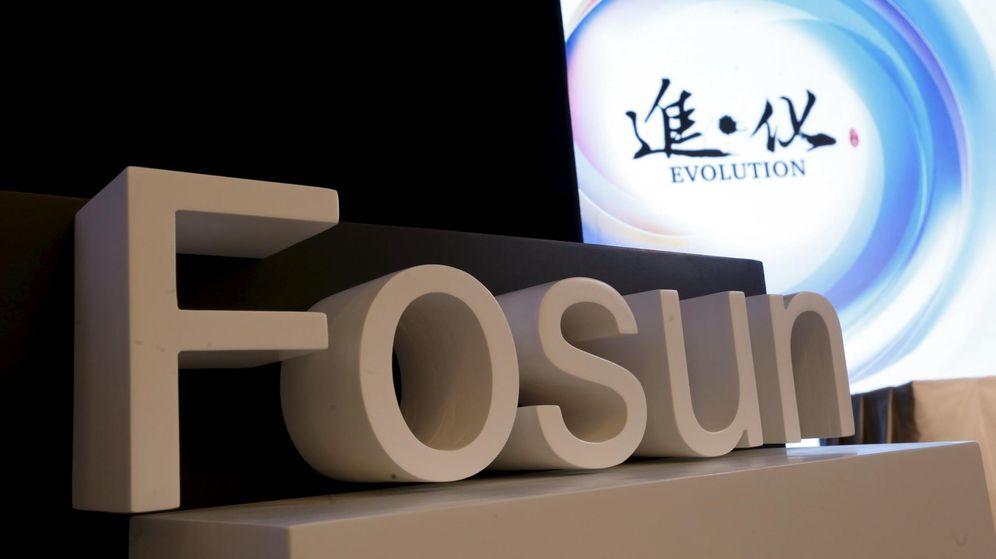 Foto: Logo de Fosun.