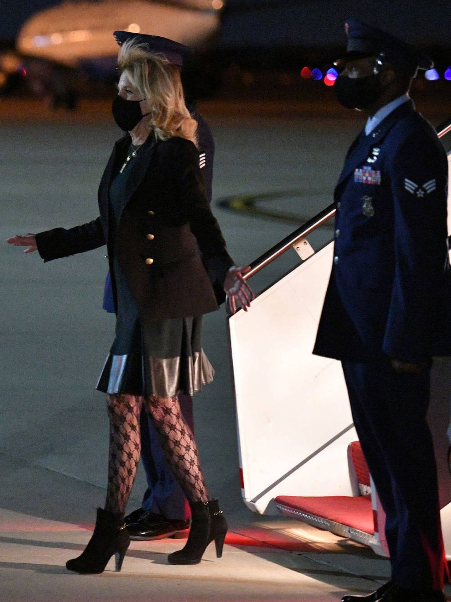 Jill Biden. (Reuters)