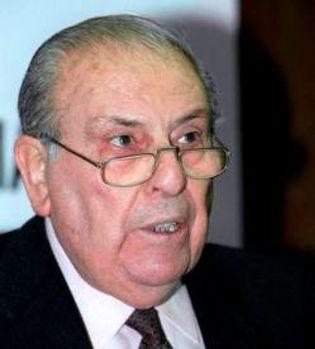 Foto: Fallece Alfonso Escámez, el botones que llegó a presidente del Banco Central
