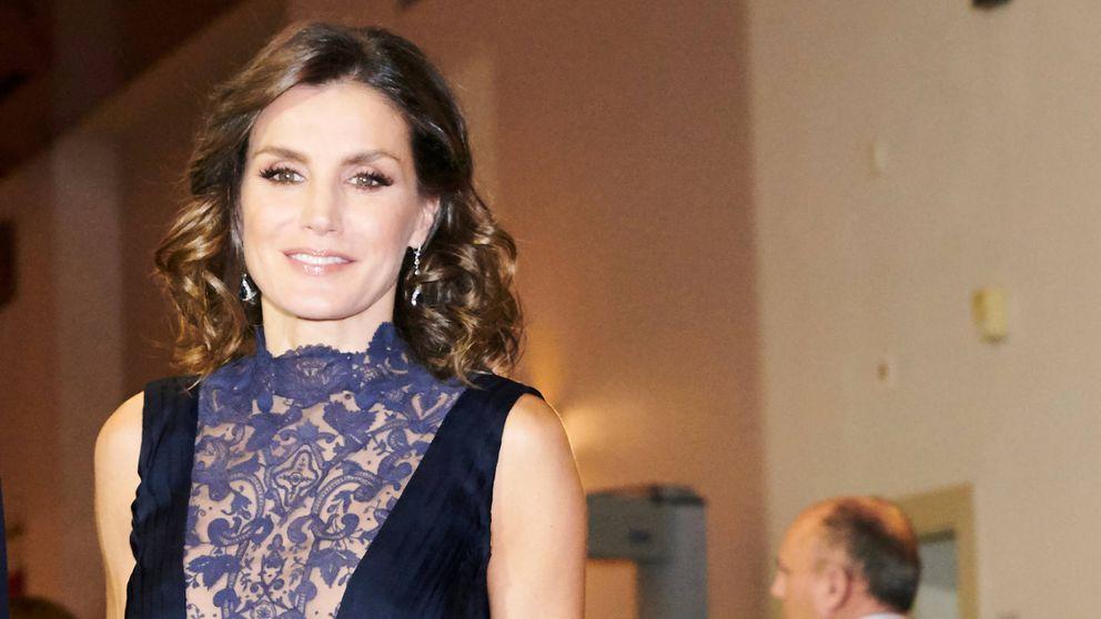 La sorprendente propietaria del vestido por el que han criticado a la reina Letizia