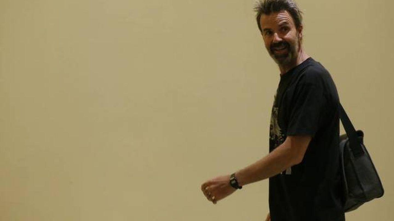 Pau Donés, en una imagen de archivo tomada en la sede de SGAE en Madrid. (EFE)