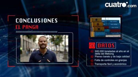Cuatro puso 'En el punto de mira' al panga y Carrefour dejó de venderlo en España