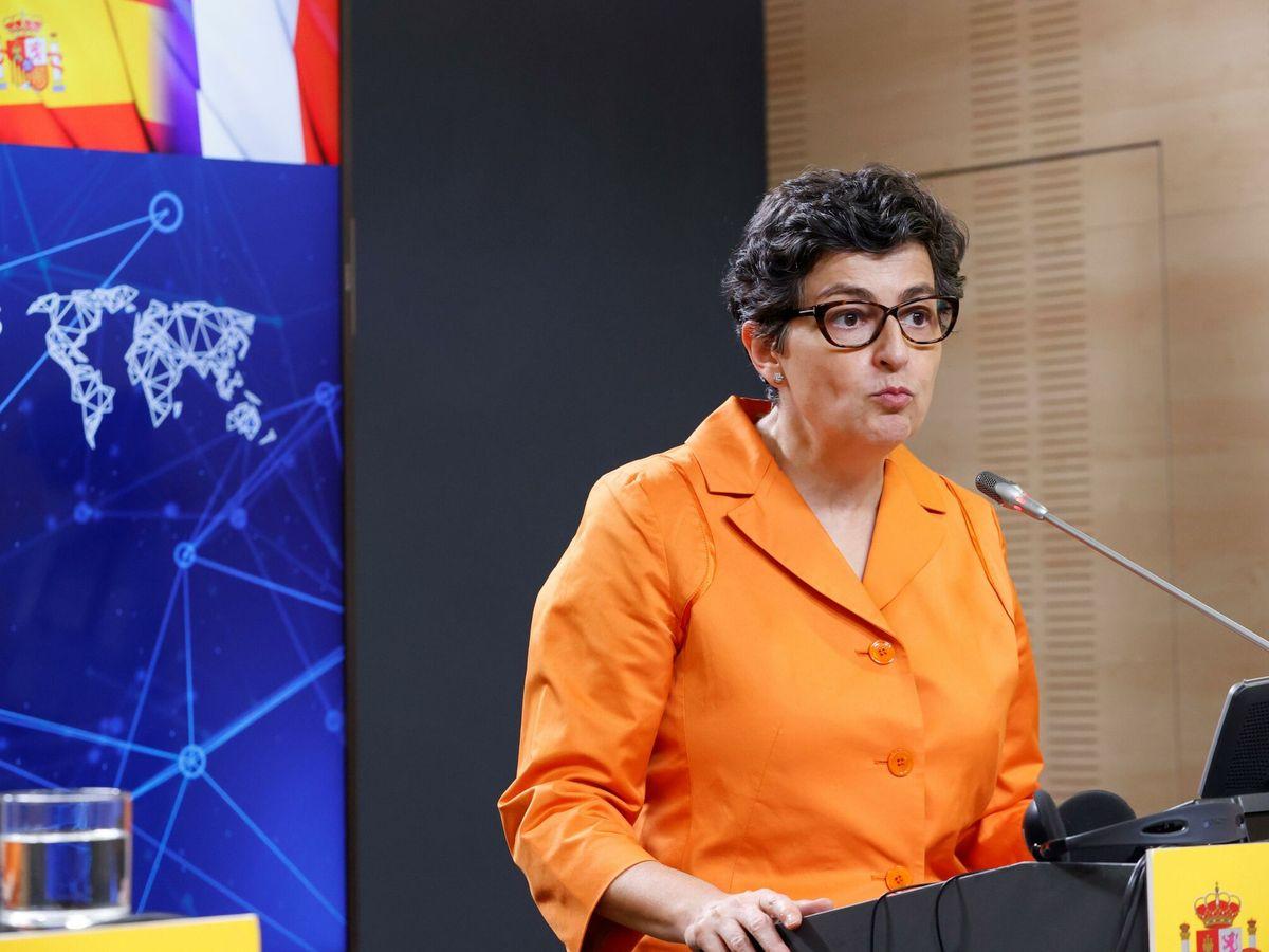 Foto: La exministra de Asuntos Exteriores Arancha González Laya. (EFE)