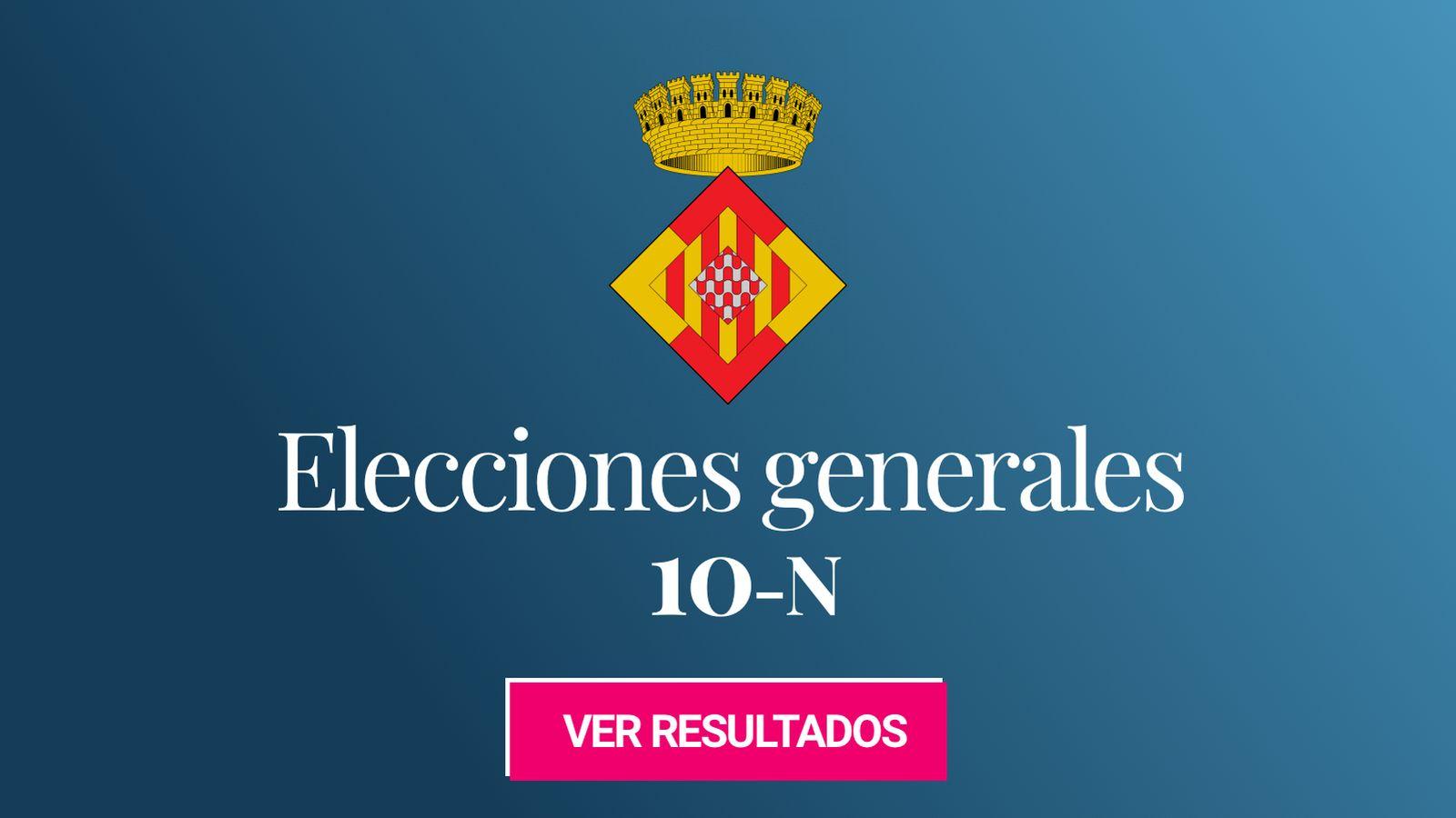 Foto: Elecciones generales 2019 en la provincia de Girona. (C.C./HansenBCN)