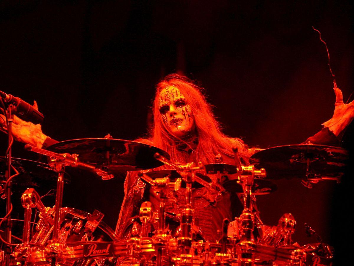 Foto: Joey Jordison, el batería fundador de Slipknot, muere a los 46 años. (EFE)