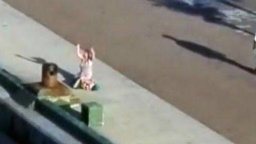Una madre distraída llega tarde al crucero en el que viajaba sus hijos menores: sus súplicas se han virales
