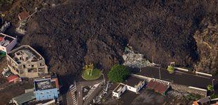 Post de Las zonas de Tajuya y Tacande en La Palma, evacuadas por la erupción