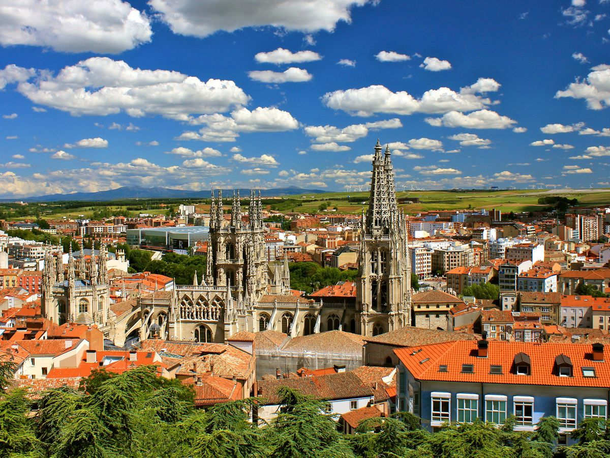 Foto: El tiempo en Burgos. (C.C./Jardoz)