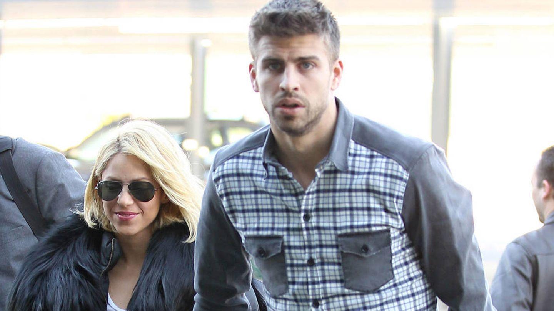 Shakira y Piqué en una foto de archivo (Gtres)