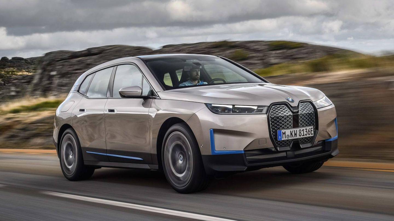 El BMW iX se fabricará en Dingolfing desde el segundo semestre de 2021.