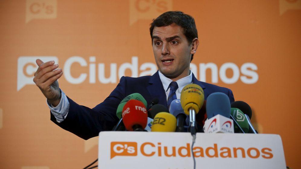 Foto: Albert Rivera, líder de Ciudadanos. (EFE)