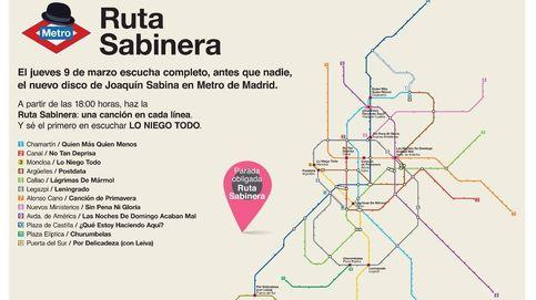 De Sabina a Dani Martín... Cómo convertir tu ciudad en un gulag del pop