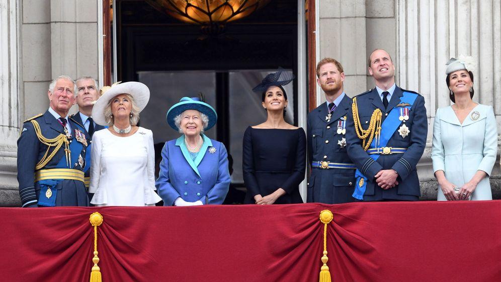 Foto: La familia real, en una imagen de archivo. (EFE)