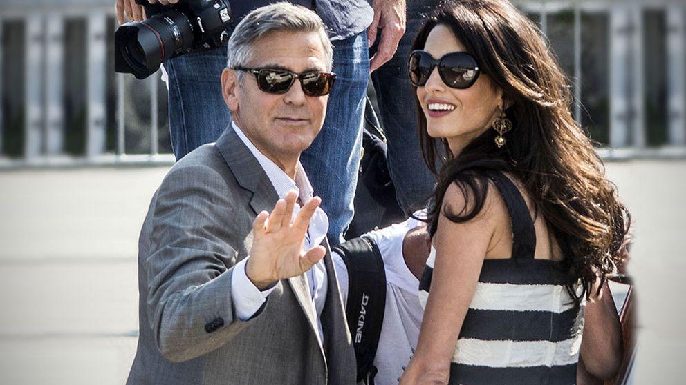 Clooney blinda su casa a prueba de bombas para proteger a su esposa