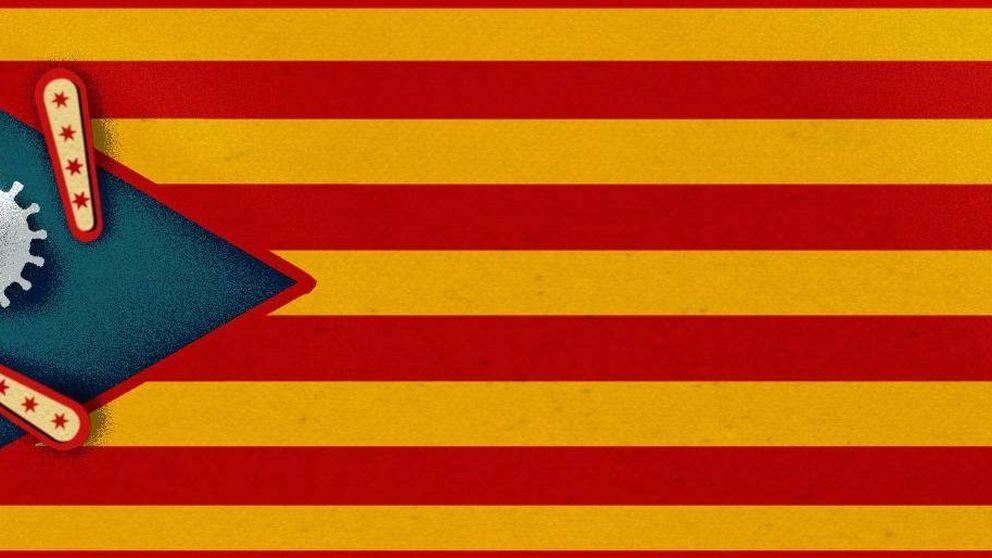 El covid amenaza la agenda electoral catalana y las alianzas de Sánchez