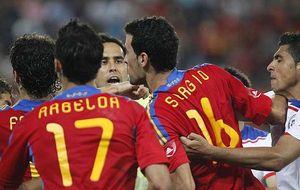 España está en deuda con Chile por la 'tángana de la paz'