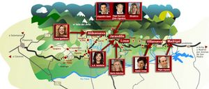 La comarca de La Vera: el mapa del lujo al pie de la Sierra de Gredos