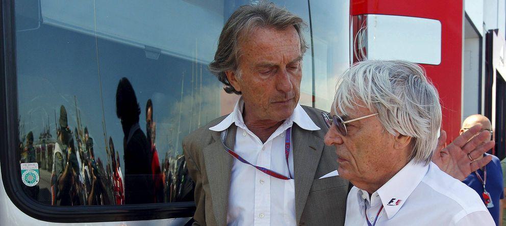 Montezemolo llama al anciano para intentar cambiar esta Fórmula 1