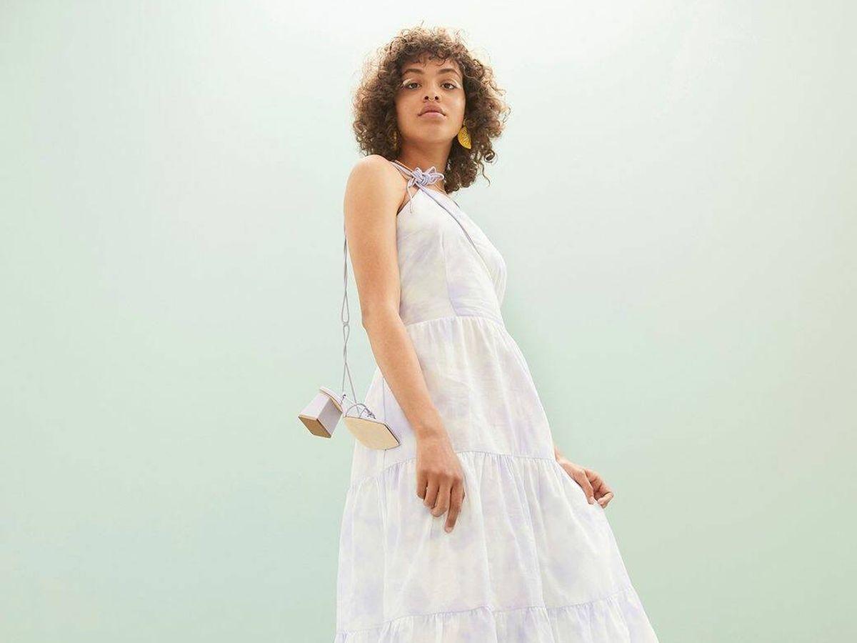 Foto: Vestido tie-dye de Primark. (Cortesía)