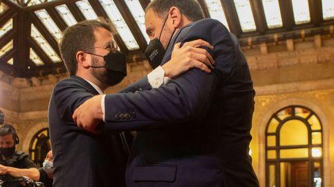 Sondeos internos y el sector 'posibilista' de ERC llevaron al giro de Junqueras