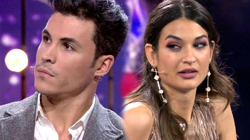 'GH VIP 7'   Estela Grande arrincona a Kiko Jiménez en su reencuentro en plató