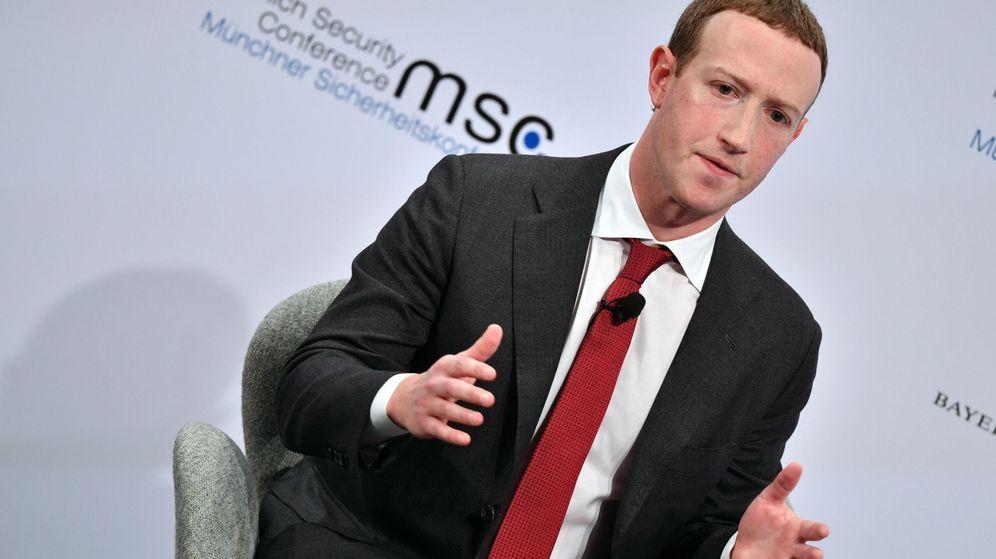 Foto: Mark Zuckerberg, cofundador de Facebook, en Alemania, en una imagen de archivo. (EFE)