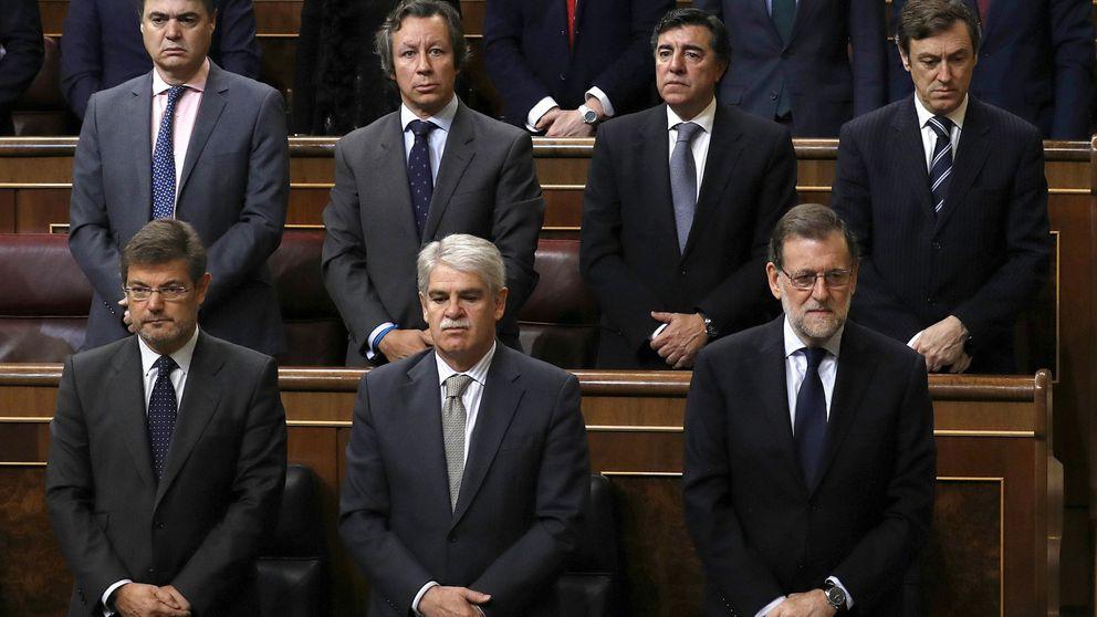 Rajoy, sobre Rita Barberá: Estoy muy apenado, esto se hace muy duro