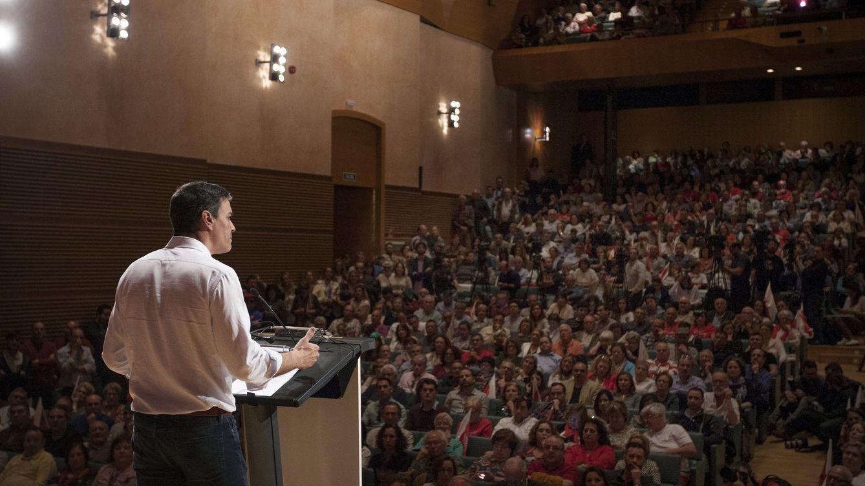 Pedro Sánchez reclama lealtad para el ganador de las primarias