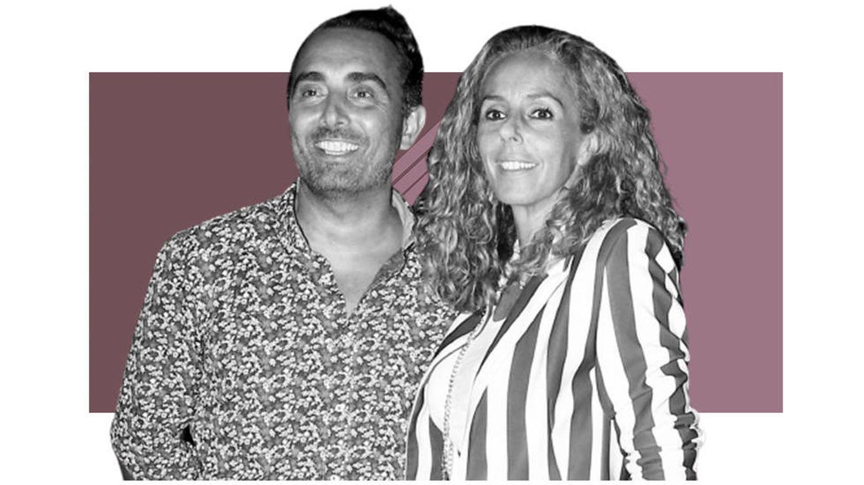 Foto: Fidel Albiac y Rocío Carrasco. (Vanitatis)
