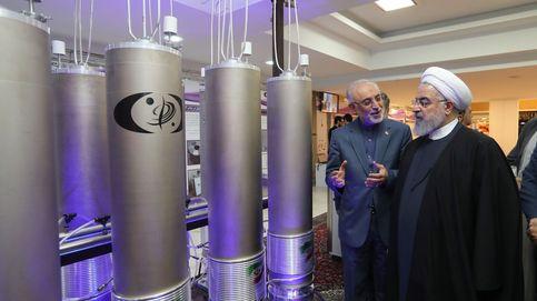 Irán solo dejará de enriquecer uranio al 20% si EEUU levanta todas sus sanciones