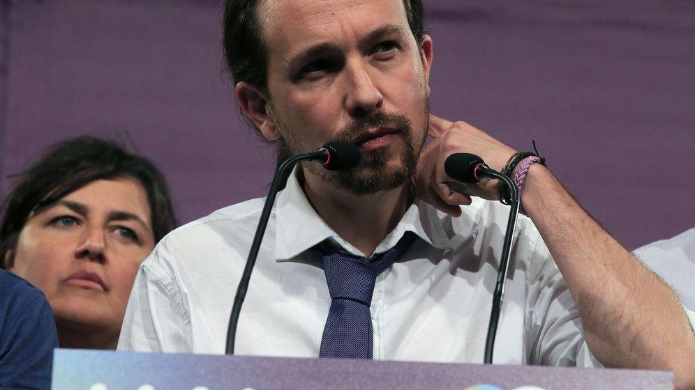 Foto: El líder de Unidos Podemos, Pablo Iglesias (EFE)