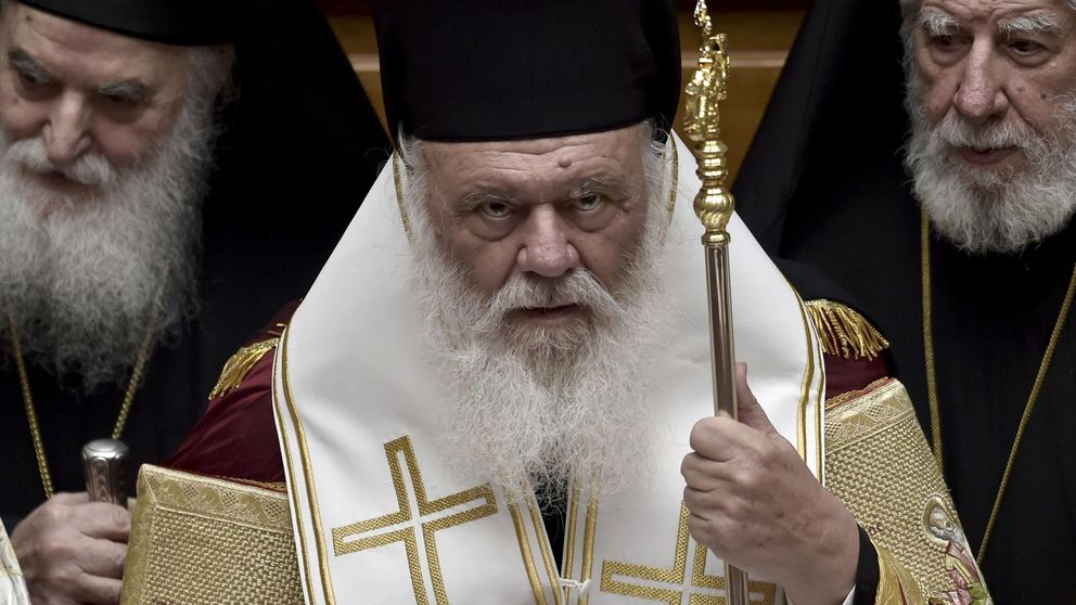 La Iglesia griega sale al rescate de Syriza
