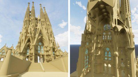 ¿Y si los japoneses terminan antes la Sagrada Familia? Sus planos, en venta por 1.000€