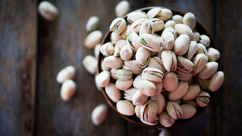 Foto: Caros, pero saludables. Los pistachos forman parte de esta lista. (iStock)