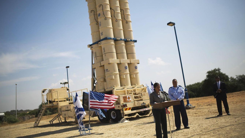 Foto: Un sistema antimisiles Arrow 2 durante unos ejercicios conjuntos EEUU-Israel en la base israelí de Palmachim, en mayo de 2014. (Reuters)