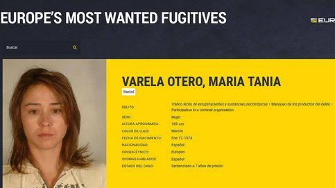 Los Mossos detienen a Tania Varela, la mujer más buscada por la Europol