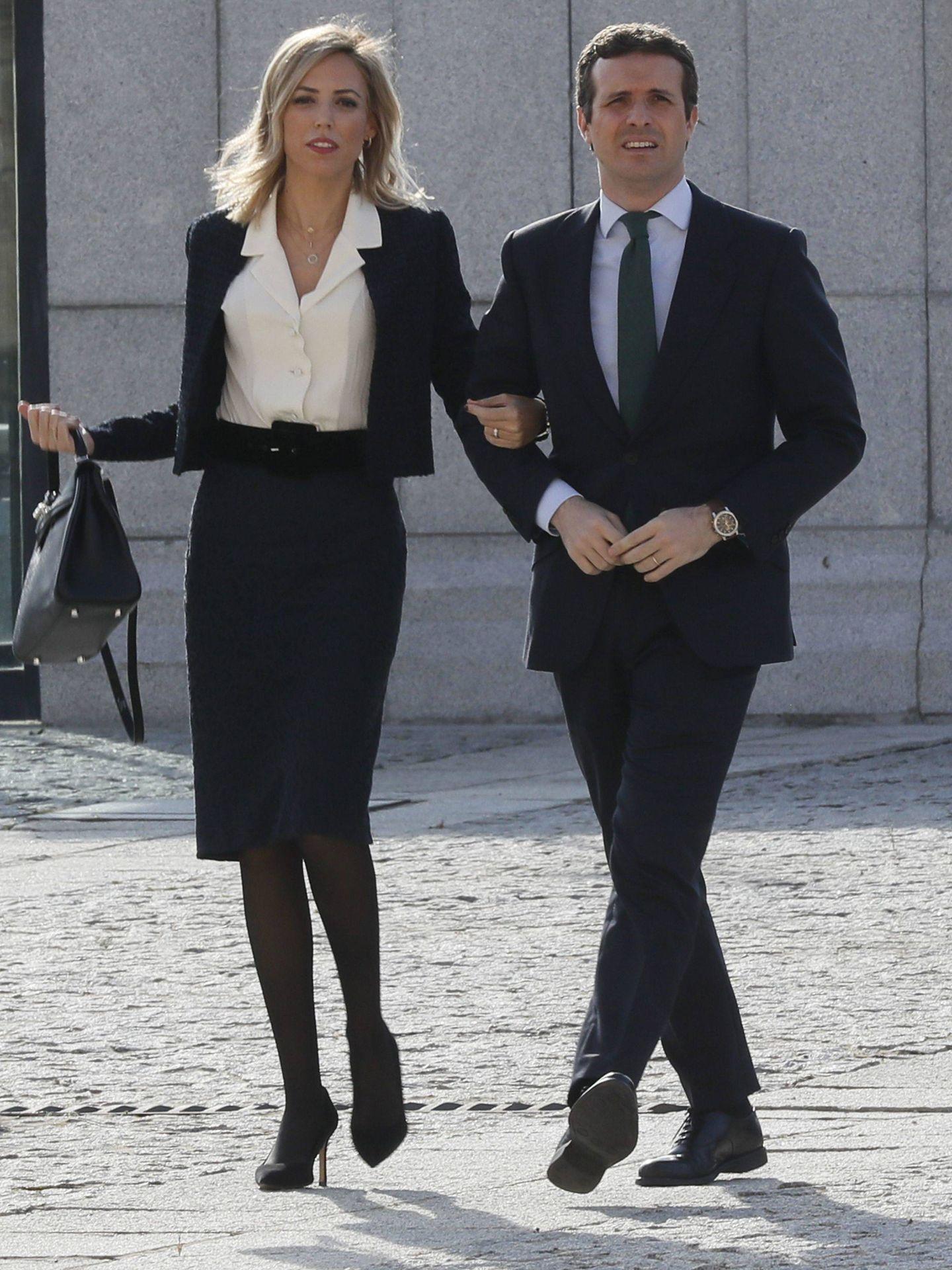 Toma de posesión de Moreno como nuevo presidente de la Junta de Andalucía.