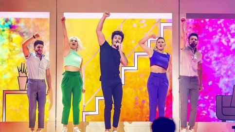 'Eurovisión 2019': Máxima emoción con Miki y 'La Venda' tras el segundo ensayo