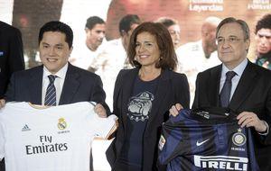 Ana Botella se olvida del Atlético de Madrid en futuras e inmediatas celebraciones
