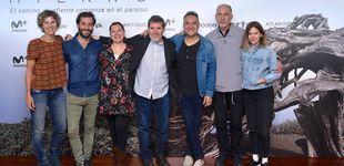 Post de Candela Peña y Darío Grandinetti protagonizan la serie 'Hierro'