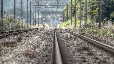 La Guardia Civil recupera 35 toneladas de fragmentos robados de vías de tren