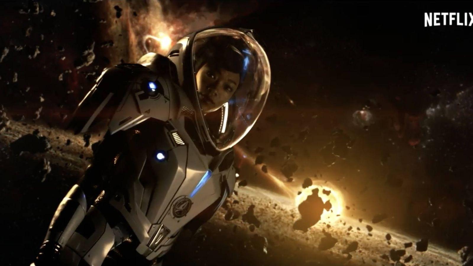 Foto: 'Star Trek' regresa a televisión, a través de Netflix, con una nueva serie.