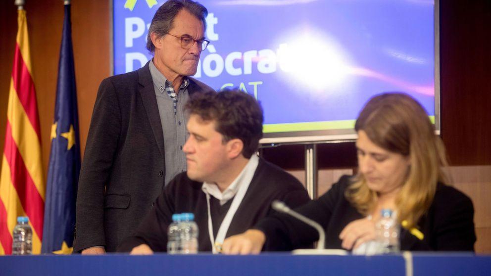 Puigdemont y el PDeCAT, presos de ERC: solo habrá lista conjunta si manda Esquerra