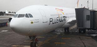 Post de El Gobierno señala ante el juez que Plus Ultra no tiene aviones propios y no ve delito