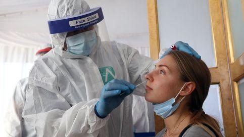 La OMS estima que el 10% de la población mundial ha sido infectada ya de covid-19