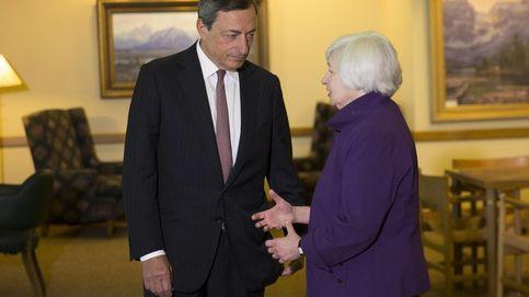 El euro alcanza 1,20 dólares y subirá más si se alejan las alzas de tipos en EEUU