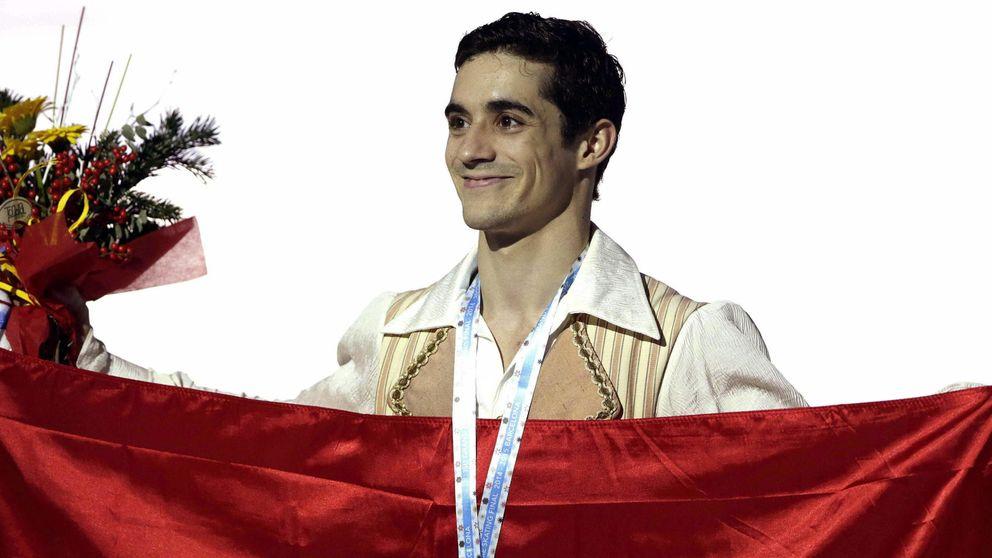 Javier Fernández reivindica un Mundial de patinaje en casa